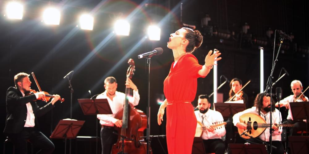 Tickets DIVA: Celebrating Oum Kalthoum, Performantives Konzert in Dortmund