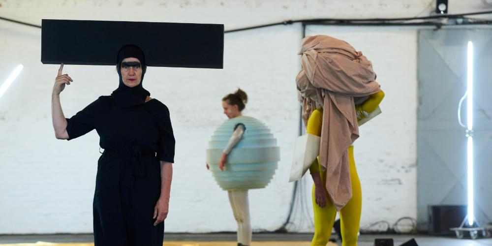 Tickets claudia bosse / theatercombinat: POEMS of the DAILY MADNESS, Begehbare Oper / Raumchoreographie in Bochum