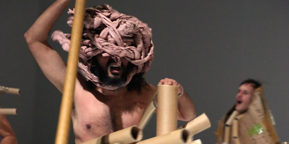 Tickets Ben J. Riepe: CARNE VALE!, Theater / Performance in Dortmund